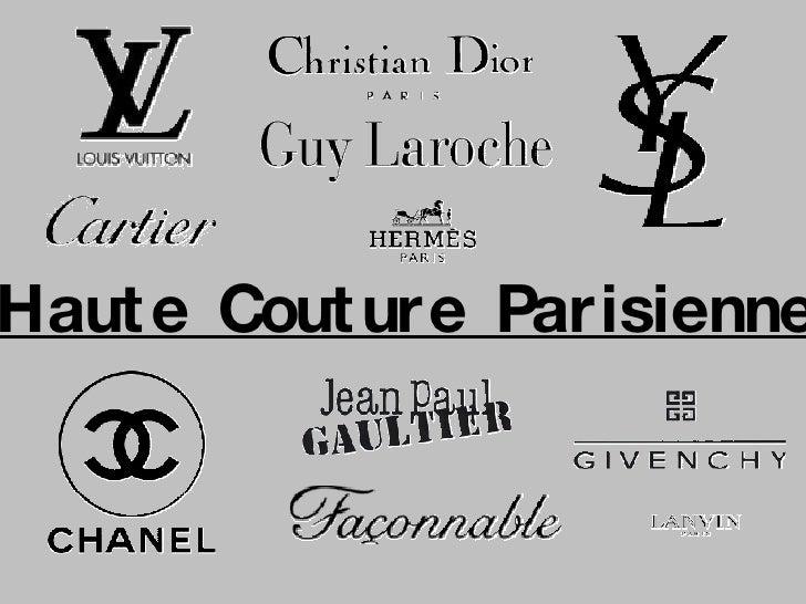 haute couture parissienne. Black Bedroom Furniture Sets. Home Design Ideas