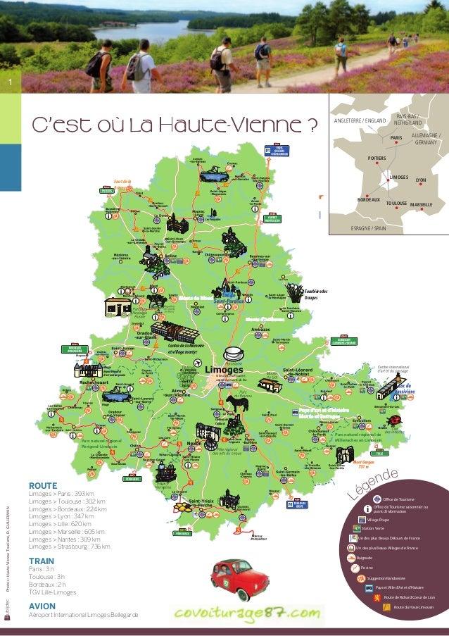 Haute vienne dossier de presse - Office tourisme vienne 38 ...