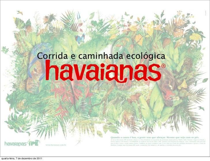 Corrida e caminhada ecológicaquarta-feira, 7 de dezembro de 2011