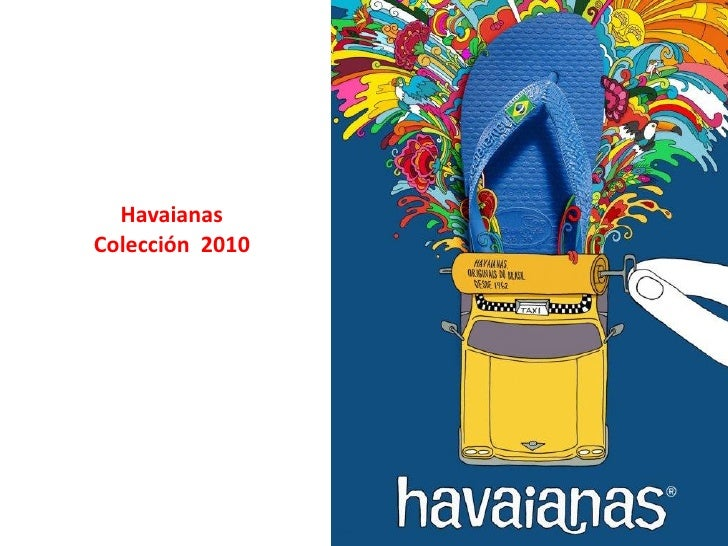 Havaianas Colección 2010