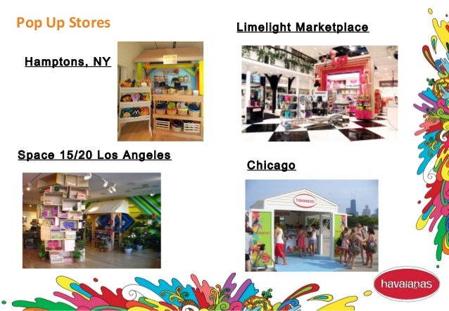 Limelight Marketplace Space 15/20 Los Angeles Hamptons, NY Chicago Pop Up Stores