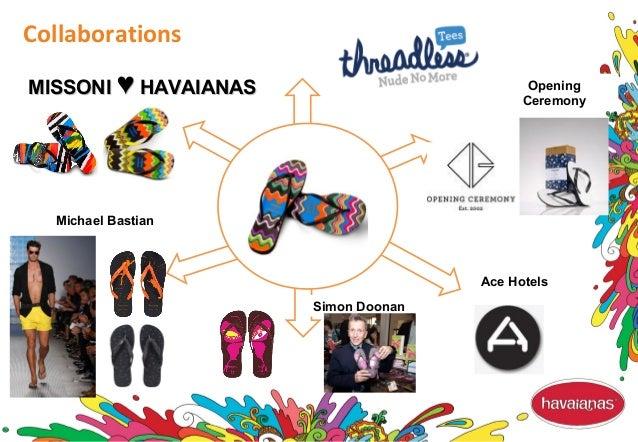 Simon Doonan Ace Hotels Collaborations Opening Ceremony Michael Bastian MISSONIMISSONI ♥♥ HAVAIANASHAVAIANAS