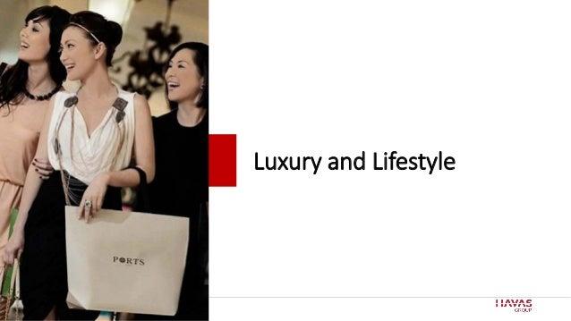 18 Luxury and Lifestyle