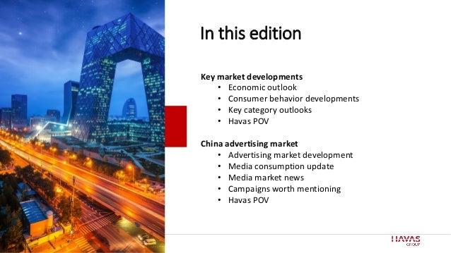 2 In this edition Key market developments • Economic outlook • Consumer behavior developments • Key category outlooks • Ha...