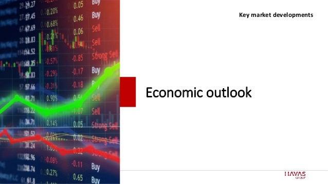 3 Economic outlook Key market developments