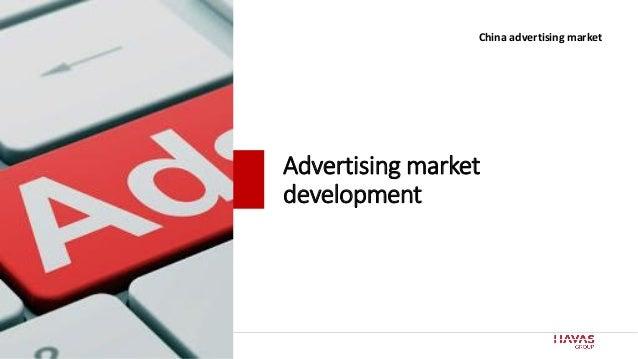 37 Advertising market development China advertising market