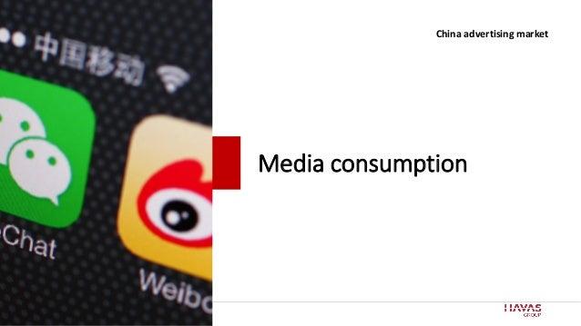 41 Media consumption China advertising market