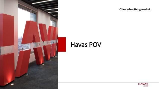 76 Havas POV China advertising market