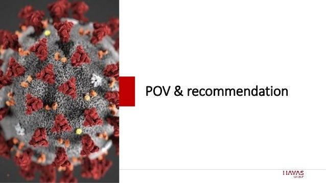 58 POV & recommendation