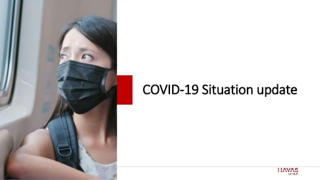 3 COVID-19 Situation update