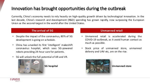 Innovation has brought opportunities during the outbreak Currently, China's economy needs to rely heavily on high-quality ...