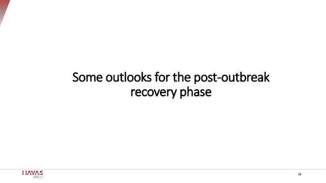 18 Some outlooks for the post-outbreak recovery phase