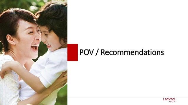 74 POV / Recommendations