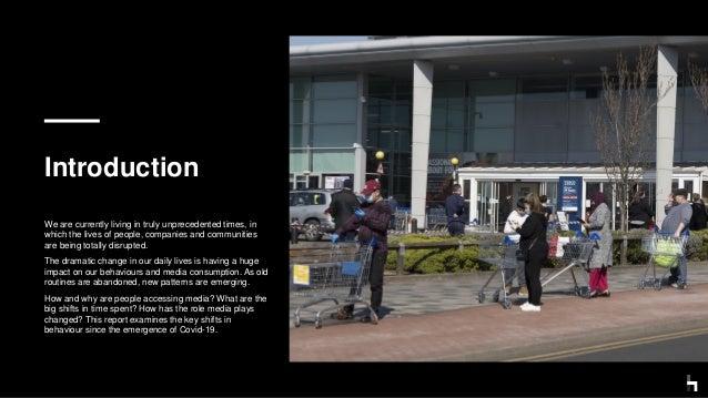 COVID-19 // Media Behaviours Report Vol.12 // Havas Media UK POV Slide 2