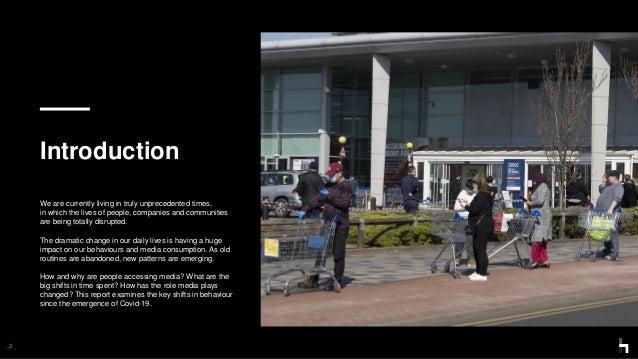 COVID-19 // Media Behaviours Report Vol.3 // Havas Media UK POV Slide 2