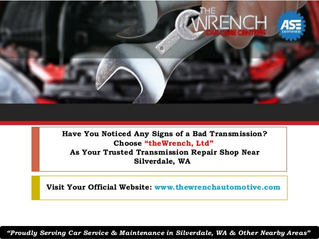 Signs Of A Bad Transmission >> Do You Want To Know What Are The Signs Of A Bad Transmission