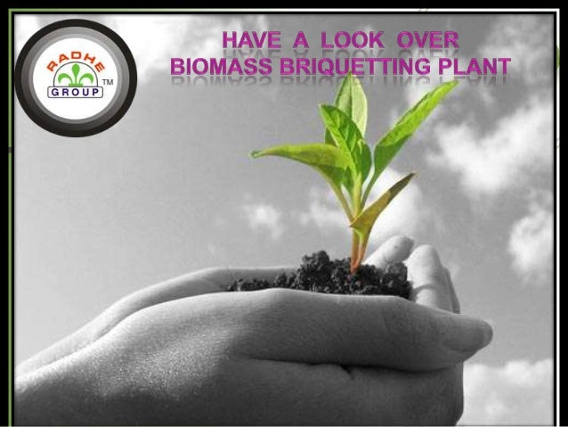 • Have A Look Over Briquetting Plants