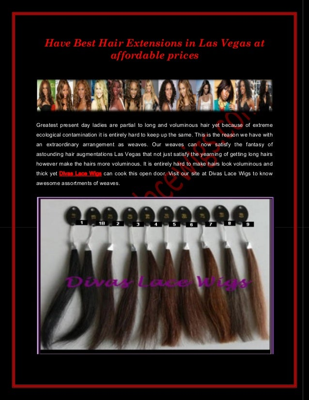 Have Best Hair Extensions In Las Vegas At Affordable Prices