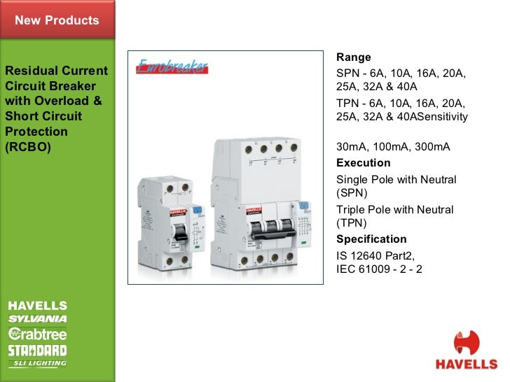 havells domestic switchgear presentation rh slideshare net Ladder Diagram Simple Wiring Diagrams