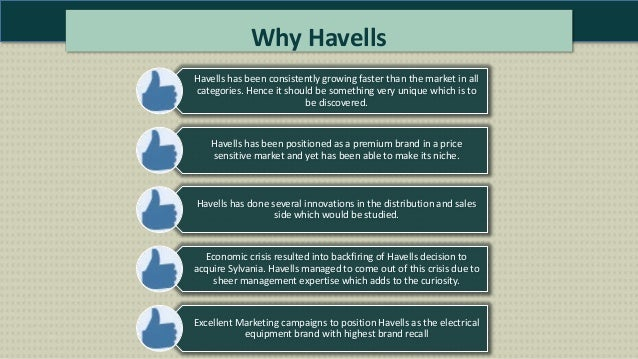 Havells India: The Sylvania Acquisition Decision (A) HBS Case Analysis