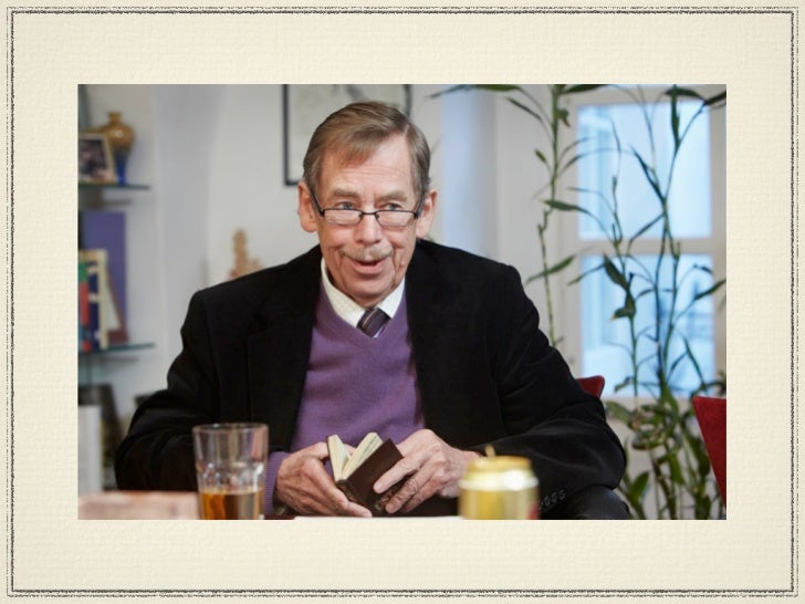 Vaclav Havel:To The Castle and Back       Micaeli Rourke      CC345-Leadership