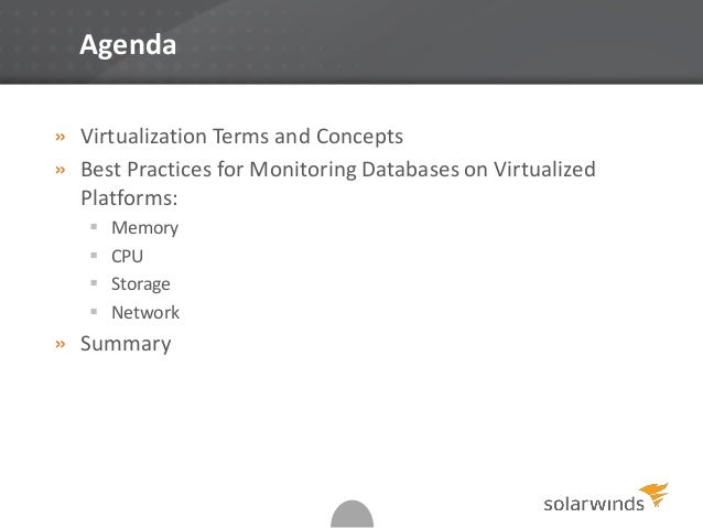 The have no fear guide to virtualizing databases