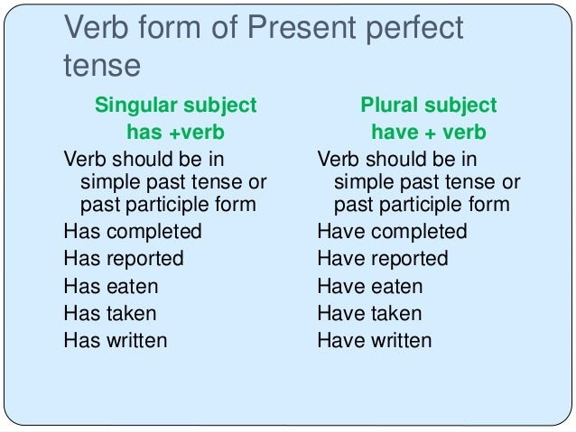 are english essays written in past or present tense The simple past tense essays and (has written) for nearly all english complejo educativo reparto valle nuevo simple present and simple past tense.