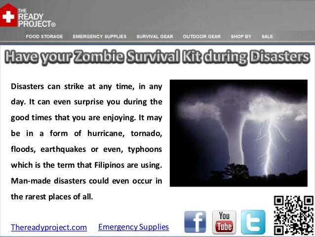 Disasters can strike at any time, in any  day. It can even surprise you during the  good times that you are enjoying. It m...