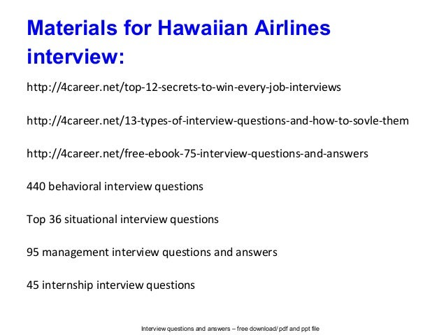 interview questions and answers - Flight Attendant Interview Questions Interview Tips And Answers