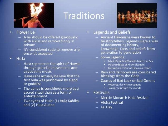 Hawaiian Culture Analysis