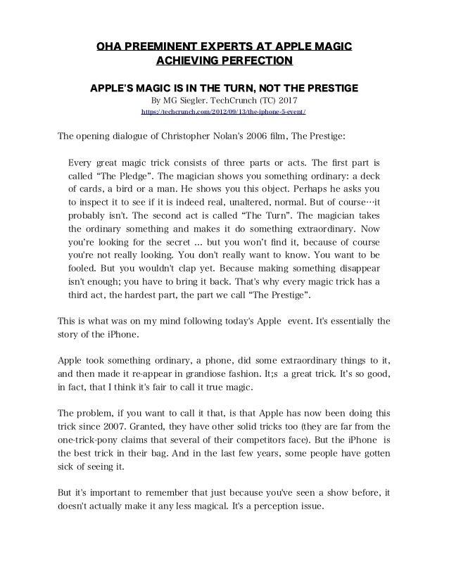 Hawaii Office of Hawaiian Affairs - Tricksters - Apple Magic