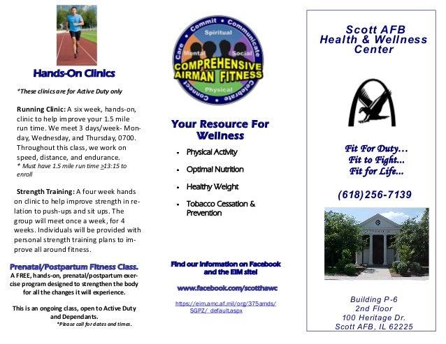 Scott AFB                                                                                           Health & Wellness     ...