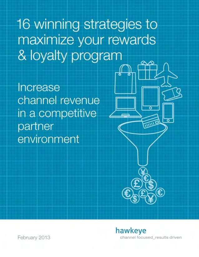 Page 1 www.hawkeyechannel.com Contents Why rewards & loyalty programs are important..........................................