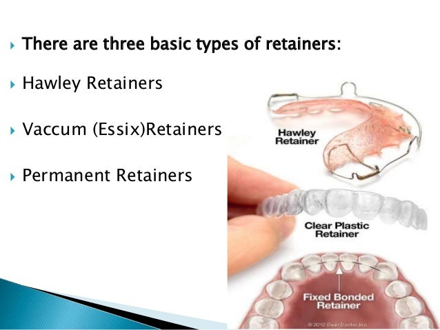 Hawley retainer-and-vaccum