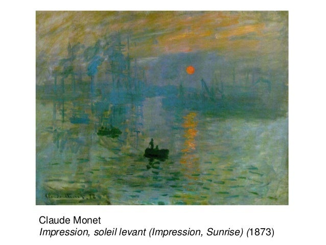 An analysis of gladioli by claude monet