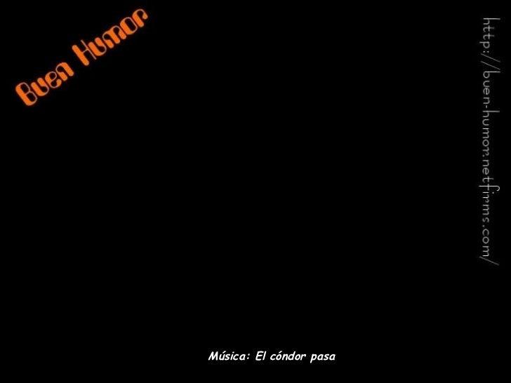 Música: El cóndor pasa