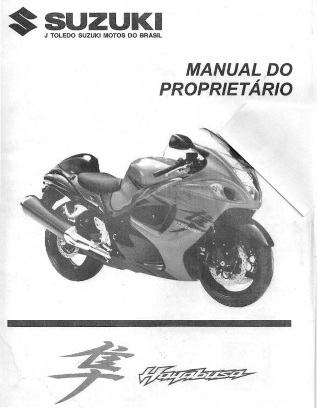 hayabusa 2008 manual do propriet rio rh slideshare net 2013 hayabusa service manual 2012 Hayabusa