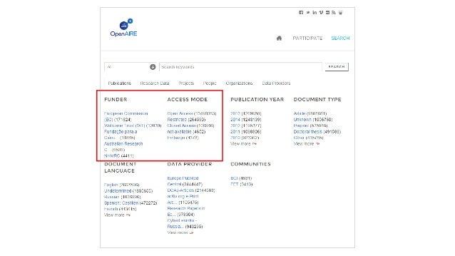 オープンアクセスモニタリングと欧州のOpenAIREプロジェクト(ドイツ出張報告)