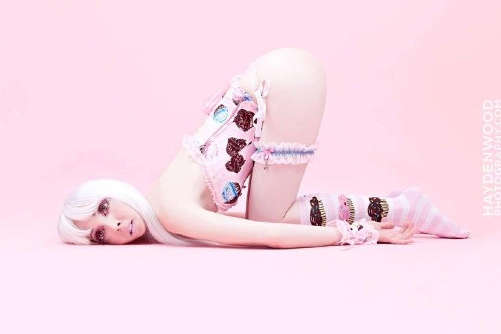 As bonecas de Hayden Wood