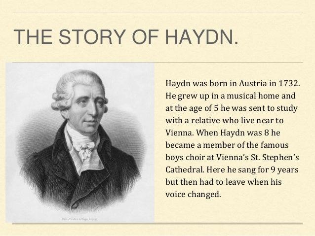 Haydn Quartet* Haydn Quartet, The - The Vacant Chair