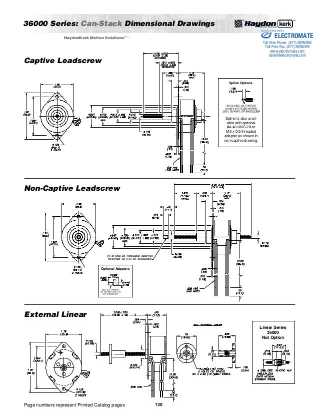 Haydon Stepper Motor Wiring Diagram Stepper Motor