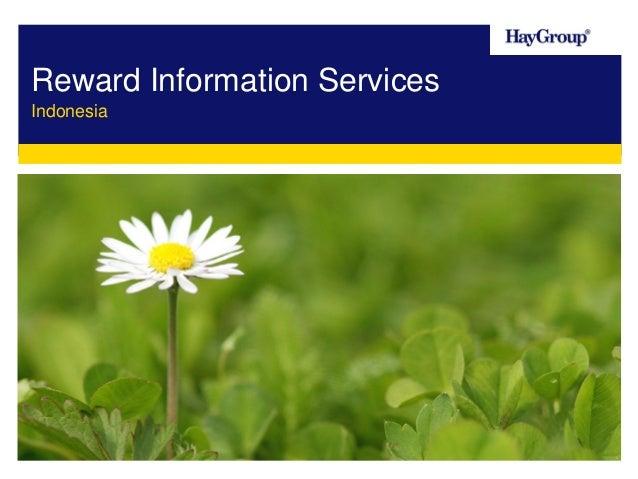 Reward Information Services Indonesia