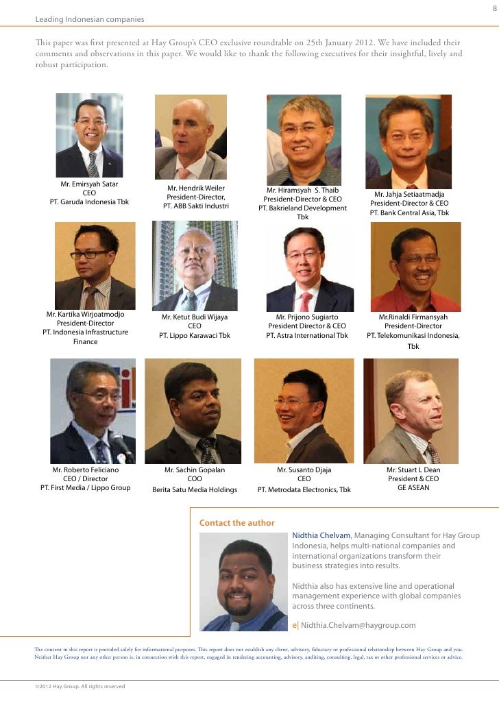 """leadership of garuda ceo So, what's his top priority as the new ceo of garuda indonesia as noted by asian nikkei review : """"the leadership must face the turbulent economic conditions, starting from the depreciated rupiah to rising oil prices."""