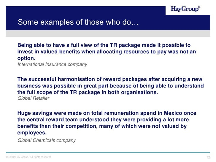 why total reward is important Total reward strategy: a human resources management strategy and it is an important reflection of emphasizing the relationship total rewards association.