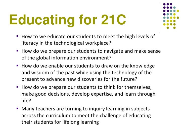 Cairns Conference Guided Inquiry workshop Slide 3