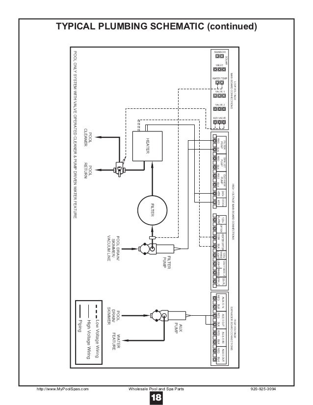 Hayward Pump Wiring Diagram