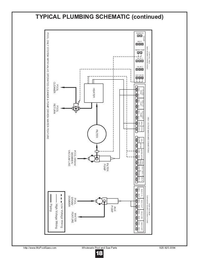 Hayward Wiring Diagram