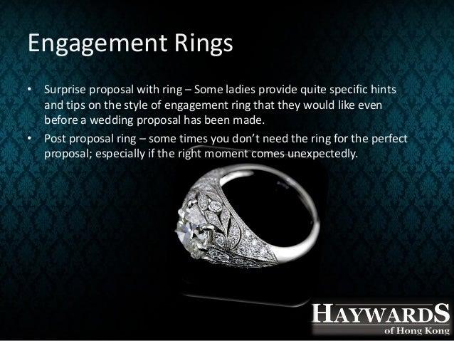 Engagement Rings Custom Jewelry Hong Kong Jewellery