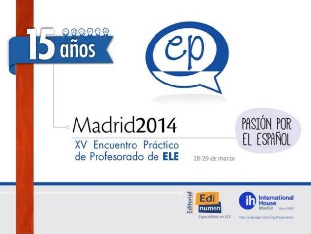 #epmóvil  #xvepMadrid  Hay WiFi, hay clase  Ricardo Torres y José Ricardo Torres y José RRaammóónn RRooddrríígguueezz