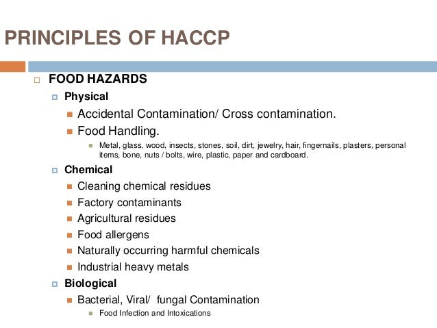 an analysis of cross contamination in yed dishes Food safety manual 1 cross-contamination and food storage 6 dishes, sweeping the floor, taking out the trash, eating or drinking.